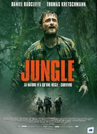Jungle - French DVD movie cover (xs thumbnail)