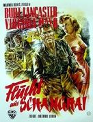 South Sea Woman - German Movie Poster (xs thumbnail)