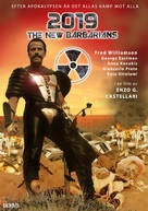 I nuovi barbari - Swedish DVD movie cover (xs thumbnail)