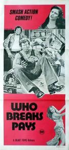 Antonio e Placido - Attenti ragazzi... chi rompe paga - Italian Movie Poster (xs thumbnail)