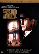 Once Upon a Time in America - Polish Movie Cover (xs thumbnail)