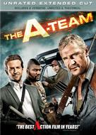 The A-Team - DVD movie cover (xs thumbnail)