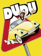 Ein Käfer gibt Vollgas - German Movie Poster (xs thumbnail)