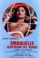 Emanuelle - perché violenza alle donne? - Spanish Movie Poster (xs thumbnail)