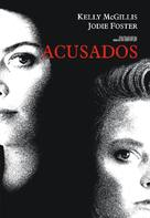 The Accused - Spanish DVD movie cover (xs thumbnail)