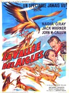 Valley of Eagles - French Movie Poster (xs thumbnail)