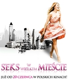 Sex and the City - Polish poster (xs thumbnail)