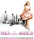 Sex and the City - Polish poster (xs thumbnail)