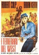The Raiders - Italian Movie Poster (xs thumbnail)