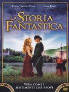 The Princess Bride - Italian DVD movie cover (xs thumbnail)