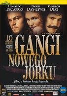 Gangs Of New York - Polish Movie Poster (xs thumbnail)