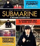 Submarine - Blu-Ray cover (xs thumbnail)