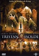 Tristan And Isolde - German Movie Cover (xs thumbnail)