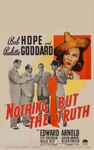 Nothing But the Truth - Movie Poster (xs thumbnail)