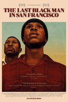 The Last Black Man in San Francisco - British Movie Poster (xs thumbnail)
