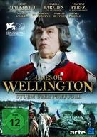 Linhas de Wellington - German DVD cover (xs thumbnail)