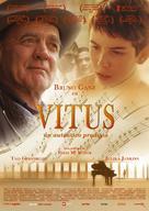 Vitus - Spanish Movie Poster (xs thumbnail)