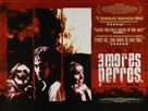 Amores Perros - British Movie Poster (xs thumbnail)