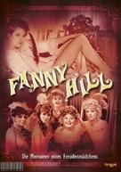 Fanny Hill - German DVD cover (xs thumbnail)