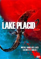 Lake Placid 2 - French DVD cover (xs thumbnail)