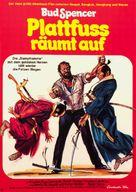 Piedone a Hong Kong - German Movie Poster (xs thumbnail)