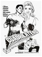 Cuadrilátero - Spanish Movie Poster (xs thumbnail)