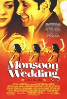 Monsoon Wedding - Movie Poster (xs thumbnail)