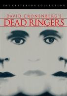 Dead Ringers - DVD cover (xs thumbnail)