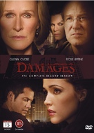 """Damages"" - Danish DVD cover (xs thumbnail)"