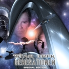 Star Trek: Generations - German Movie Cover (xs thumbnail)