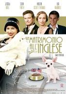 Easy Virtue - Italian Movie Poster (xs thumbnail)