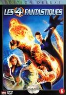 Fantastic Four - Belgian Movie Cover (xs thumbnail)