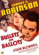 Bullets or Ballots - DVD movie cover (xs thumbnail)