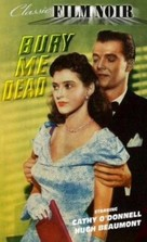 Bury Me Dead - VHS cover (xs thumbnail)