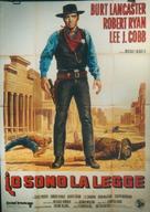 Lawman - Italian Movie Poster (xs thumbnail)