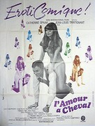 La matriarca - French Movie Poster (xs thumbnail)
