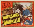 Marshal of Amarillo - Movie Poster (xs thumbnail)