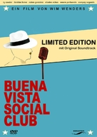 Buena Vista Social Club - Swiss DVD cover (xs thumbnail)