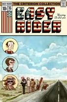 Easy Rider - Movie Poster (xs thumbnail)