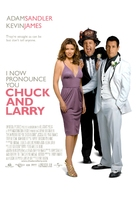 I Now Pronounce You Chuck & Larry - Movie Poster (xs thumbnail)