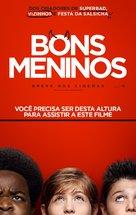 Good Boys - Brazilian Movie Poster (xs thumbnail)