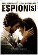 Espion(s) - Canadian Movie Poster (xs thumbnail)
