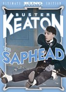 The Saphead - DVD cover (xs thumbnail)