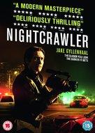 Nightcrawler - British Movie Cover (xs thumbnail)