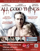 All Good Things - British Movie Poster (xs thumbnail)