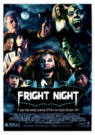 Fright Night - Theatrical poster (xs thumbnail)