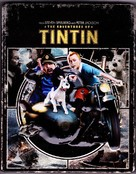 The Adventures of Tintin: The Secret of the Unicorn - Movie Cover (xs thumbnail)
