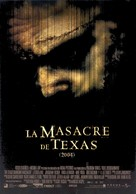 The Texas Chainsaw Massacre - Venezuelan Movie Poster (xs thumbnail)