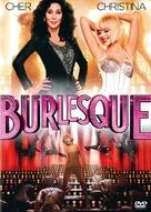 Burlesque - DVD movie cover (xs thumbnail)