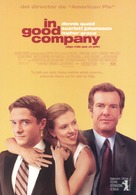 In Good Company - Spanish Movie Poster (xs thumbnail)